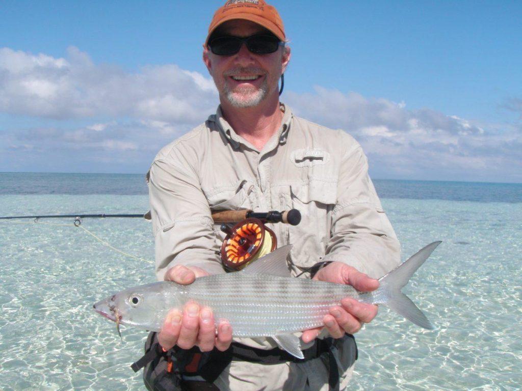 flyfishing bonefish