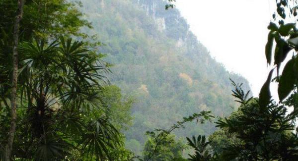 ja'wa hill mountain hike