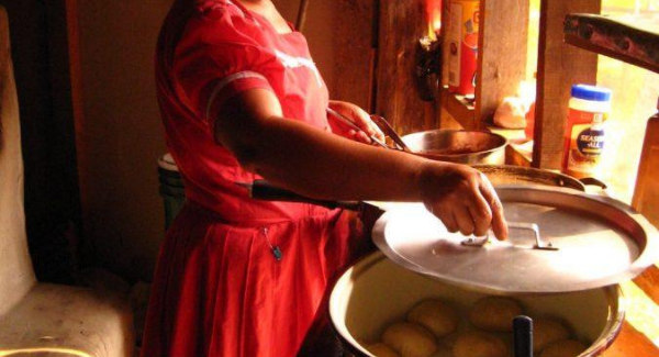 trip traditional tortilla making